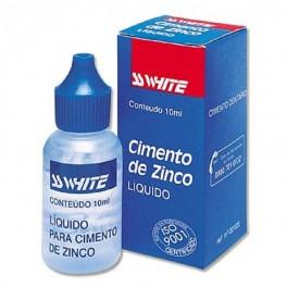 Cimento de Zinco Líquido - 10 ML - SS White