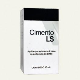 Cimento Zinco Líquido LS Vigodent 10ml
