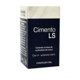 Cimento Zinco Pó LS Vigodent 28g