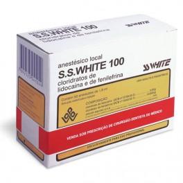 Lidocaína 2% Novocol 100 (c/ 50 carpules de 1,8ml) - SS White