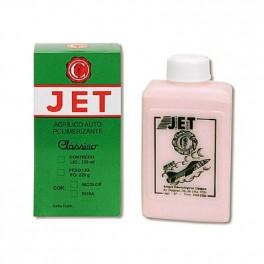 Resina Acrílica Jet Pó - Clássico - 2 Cor Rosa