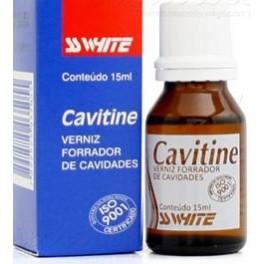 VERNIZ CAVITINE 15 ML SSWHITE