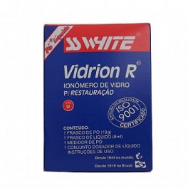 VIDRION R - KIT - SSWHITE