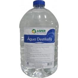 Água Destilada ASFER