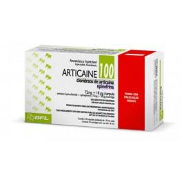 ANESTESICO ARTICAINE 100 4% C/50 DFL